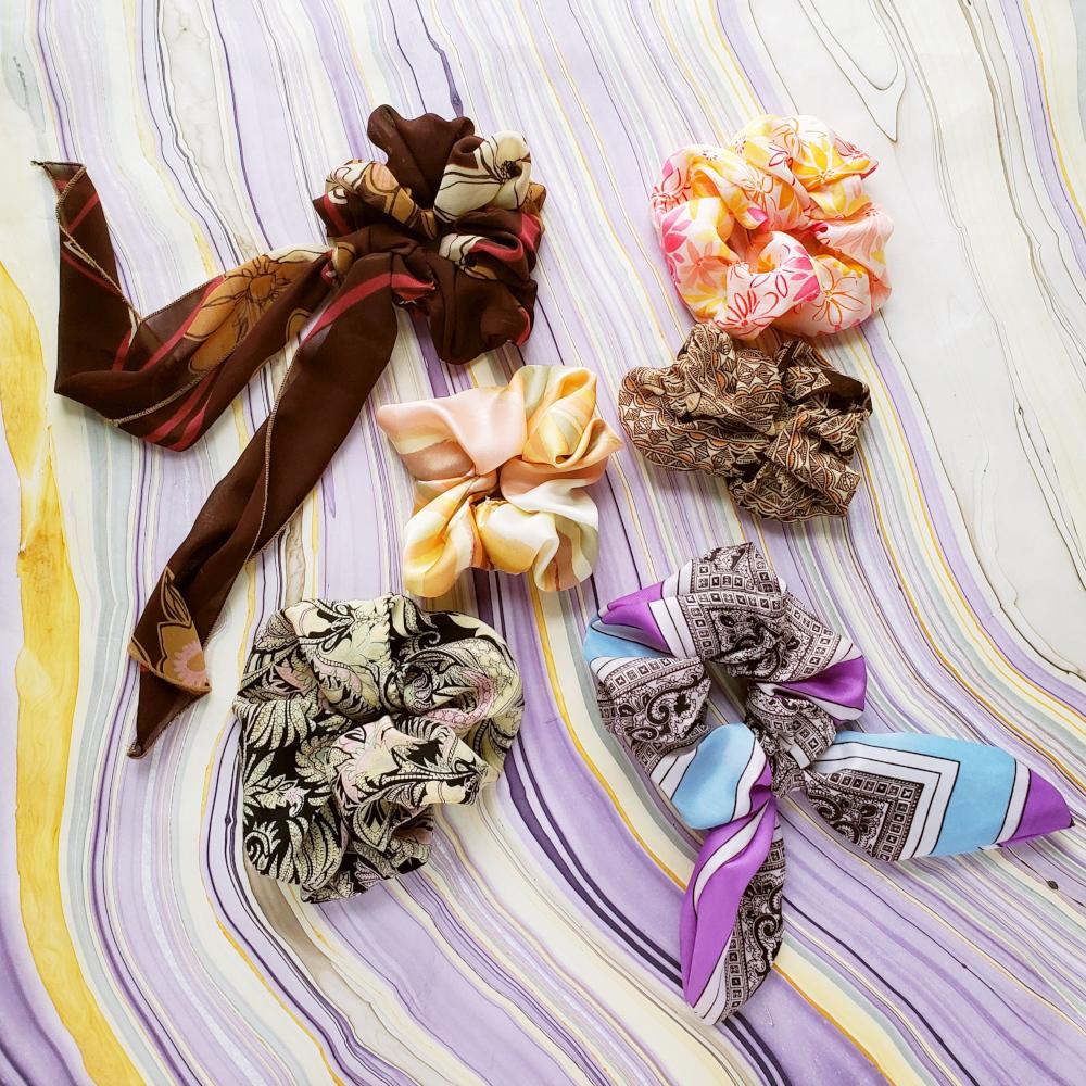 DIY Scrunchies
