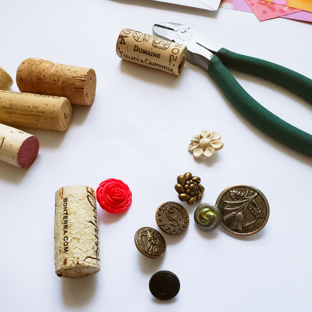 DIY for making a wax seal stamp