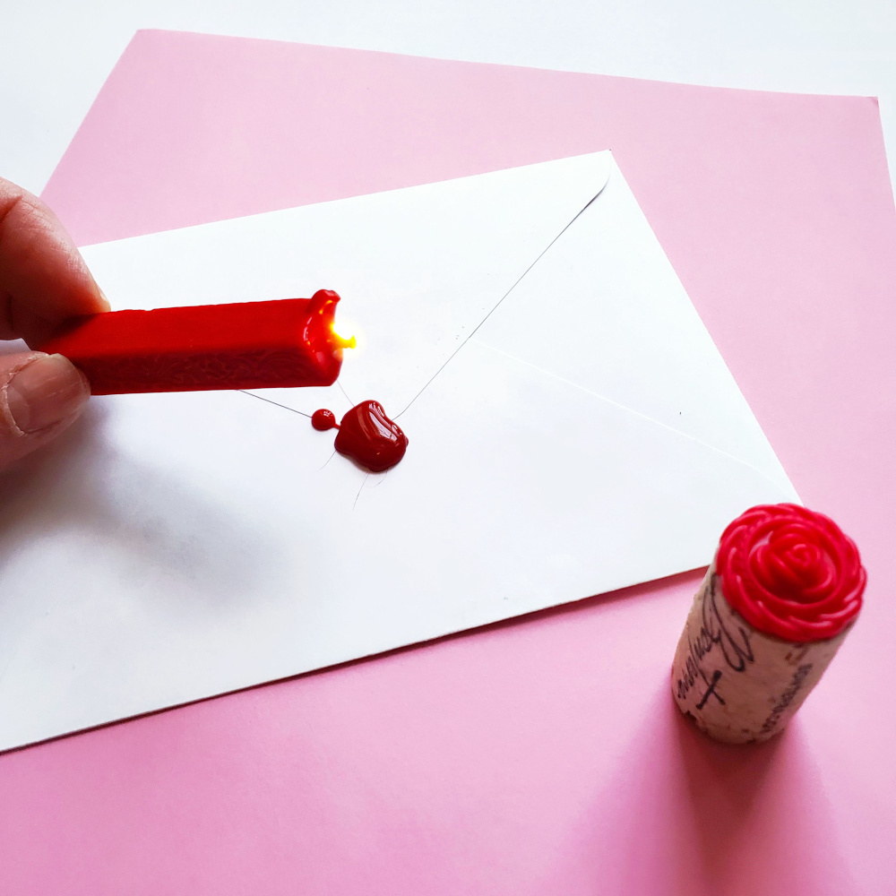 How to make a wax seal stamp