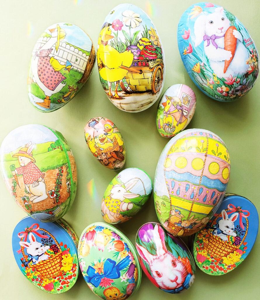 Vintage Easter Decor2