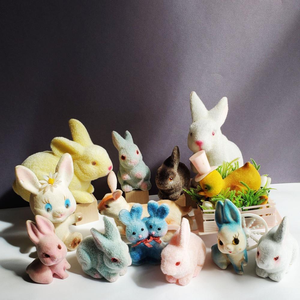 Vintage Easter Decor5