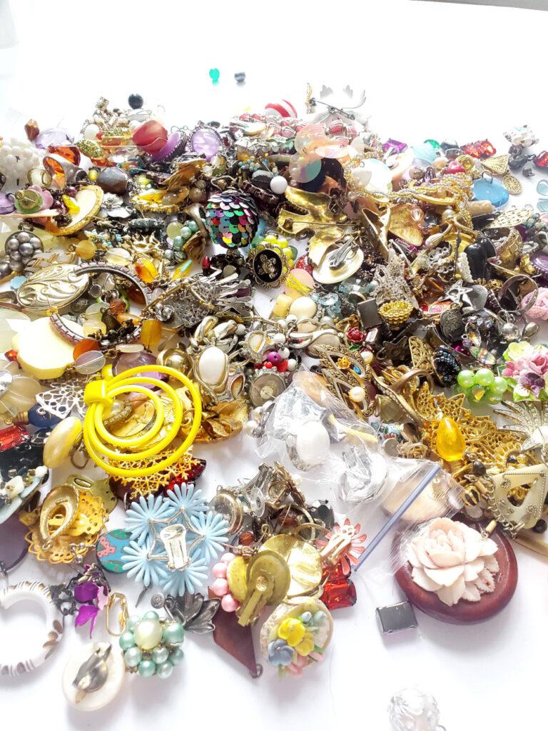 Junk Jewelry Stash