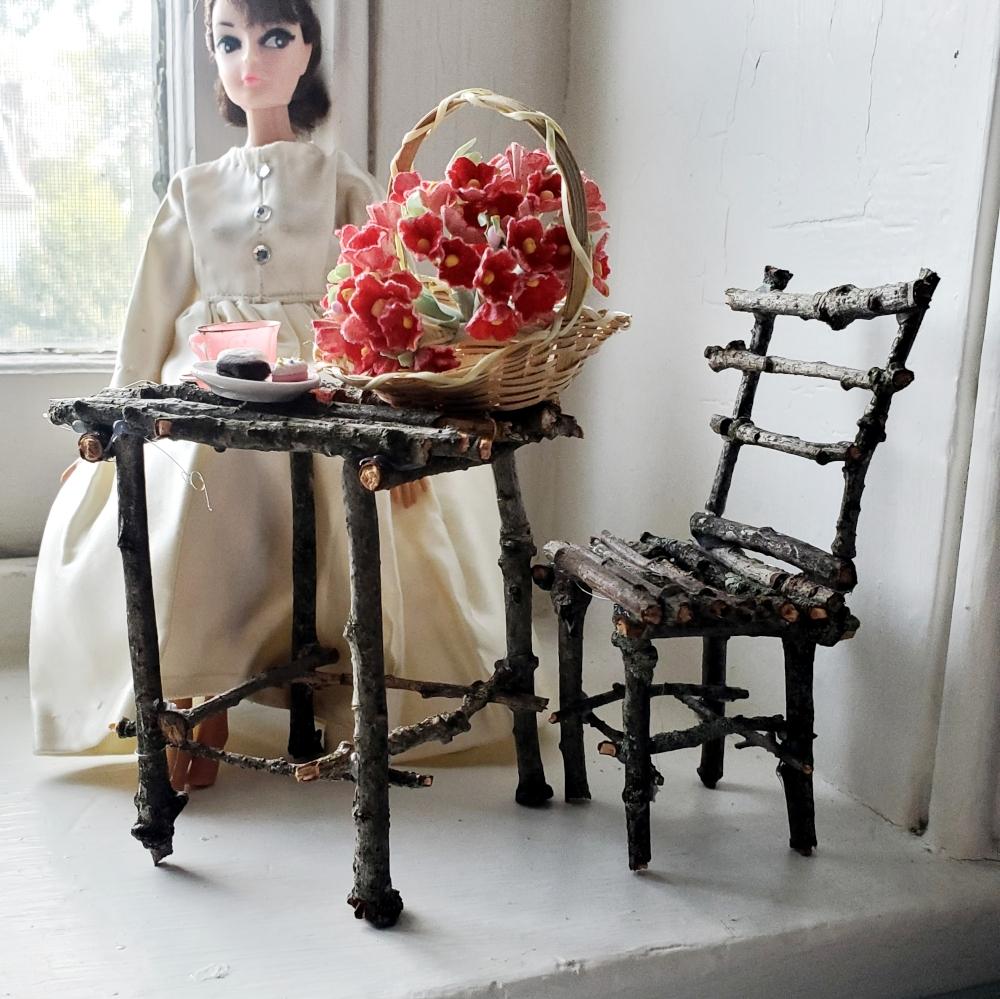 Twig Doll Furniture