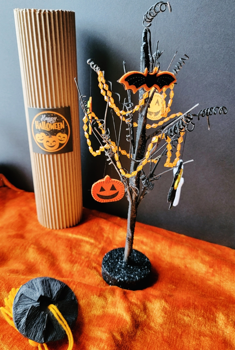 Halloween Tree Kit DIY